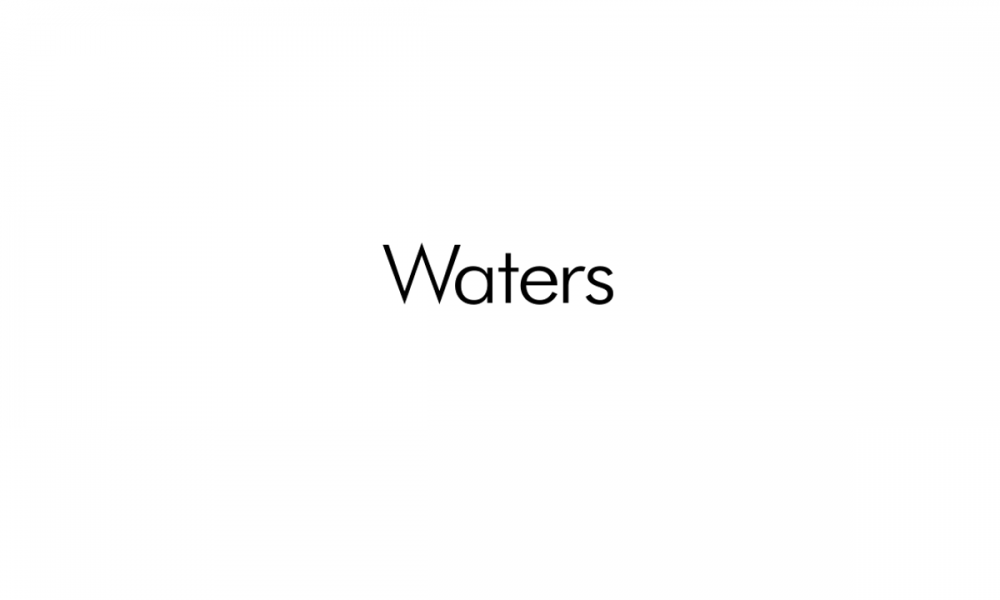 Waters – Outils Contrôle de gestion